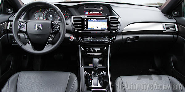 2016 honda accord coupe touring v6 review the automotive. Black Bedroom Furniture Sets. Home Design Ideas