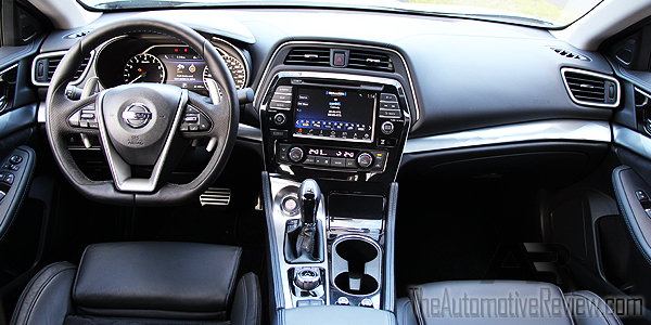 2016 Nissan Maxima Review  The Automotive Review