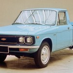 By the dawn of the 1970s, the compact-pickup-truck craze was in full swing, led by those trendy Californians and their fondness for modifying pickups with wider tires, custom wheels, and other personal touches. Datsun and Toyota reaped the benefits, with combined sales of roughly 100,000 units per year. Those numbers were too big for domestic manufacturers to ignore, leading to the introduction of so-called captive-import pickups from their overseas subsidiaries. Arriving in 1972, Ford's Courier was a thinly disguised Mazda, which brought over its own version the same year. Not to be left out, Chevrolet introduced the LUV (Light Utility Vehicle) from Isuzu that same year. Dodge and Plymouth didn't get on the bandwagon until the late '70s and early '80s with the Mitsubishi-sourced Dodge D50 and Plymouth Arrow. None enjoyed anywhere near the sales volumes of Datsun and Toyota. Most disappeared in the early 1980s. Chevrolet and GMC launched the larger, domestically built S-10 and S-15 in 1982, and Ford followed with the long-running Ranger for the 1983 model year.
