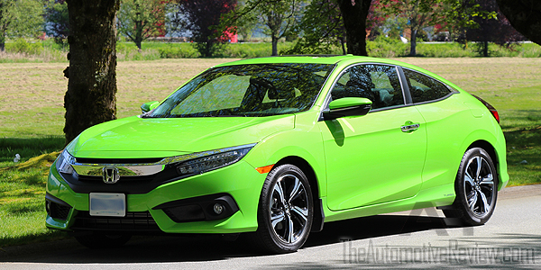 2016 honda civic coupe review the automotive review. Black Bedroom Furniture Sets. Home Design Ideas