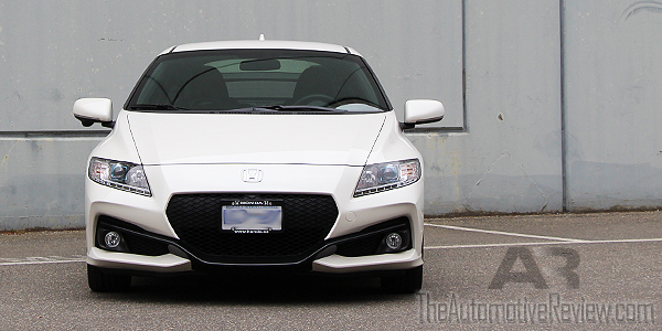 2016 Honda CR-Z White Exterior Front