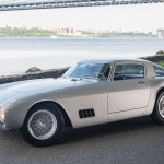 With stunning coachwork by Scaglietti, this car was special even when it was new, and it's the second of just nine in the first run of TdFs. It wears the Tour de France moniker to celebrate the 250GT chassis's three-year run of dominance at the grueling six-day TdF competition, but it in fact was built before Ferrari won its first such event in 1956.