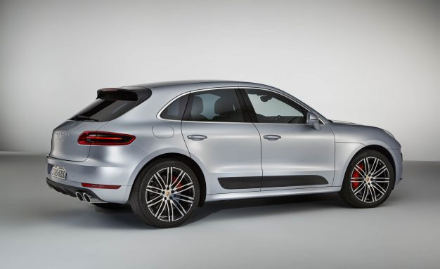 2017 Porsche Macan Turbo Performance Edition