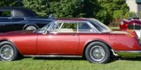 These expensive and fast automobiles were the result of a Franco-American venture. The elegant bodies were made by the firm that previously supplied bodies for Panhard, Simca and Ford. The […]