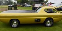 The Deora, based on a Harry Bradley design, was built by the famed Alexander Brothers, of Detroit. It made its world debut at the 1967 Autorama where it won nine […]