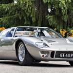 The first GT40 road car delivered to North America, this Mark I Ford supercar briefly served as a test and validation car for the automaker in Dearborn, Michigan, before being pressed into service as a PR vehicle. (We got a thrill out of testing a later Mark III example in June 1967.)