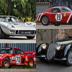 On the eve of the 2016 Pebble Beach Concours d'Elegance, $ 174 million rained down on a quartet of auction houses scattered around California's Monterey Peninsula to buy 227 cars. Gooding & Company brought in the most money, $ 76.8 million for 70 cars on its first day of sales, including two Ferrari 250GTs that easily cracked the $ 10 million mark. Three other auction companies concluded their Monterey 2016 sales, with RM Sotheby's coming just $ 200,000 shy of commanding $ 20 million for a 1939 Alfa Romeo 8C 2900B, Mecum Auctions getting about $ 5 million each for a 1966 Ford GT40 and a 2014 Ferrari LaFerrari, and Russo and Steele selling one car for seven figures, a $ 1.16-million 1955 Mercedes-Benz 300SL Gullwing. Here's a rundown of the top 10 sales from Day 3, as observed by representatives of Hagerty Insurance. And if you'd like to see fewer Ferraris, check out our top-seller lists from Day 1 and Day 2.