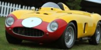 The lightweight chassis of the 500 Mondial and the 750 Monza offered the perfect compliment to the Lampredi-designed four-cylinder engine. This same engine design would earn Ferrari its first two […]