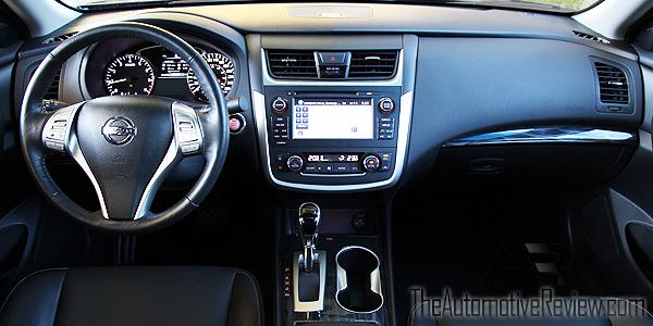 2016 nissan altima review the automotive review. Black Bedroom Furniture Sets. Home Design Ideas