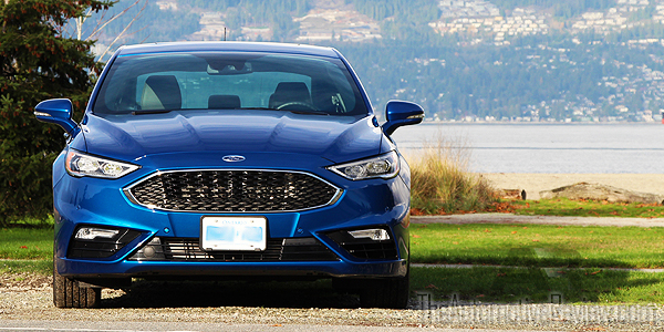 2017-ford-fusion-sport-v6-blue-exterior-front
