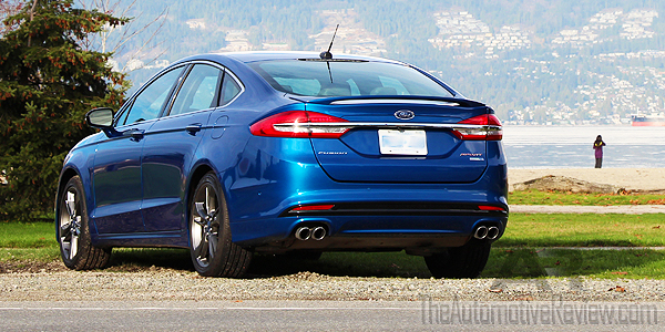 2017-ford-fusion-sport-v6-blue-exterior-rear-side
