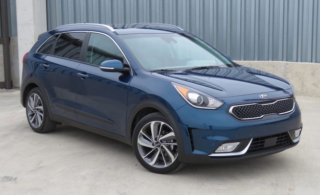 2017 Kia Niro Hybrid Driven One Hybrid That Doesn T
