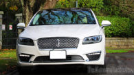 The 2017 Lincoln MKZ has been fully redesigned this year and dials back the futuristic highlights from the previous MKZ model and chooses to focus more on the driver. This […]
