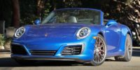– Well, bless their hearts, as they might say around Porsche's U.S. headquarters in Atlanta, Georgia. Porsche officially says the 2017 911 Carrera S cabriolet with the PDK automatic transmission […]