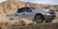 Ford, America's truck leader, introduces the new 2018 Ford F-150 ? now even tougher, even smarter and even more capable than ever.Three years after first introducing the high-strength, military-grade, aluminum-alloy-bodied […]