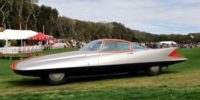 One of the vehicle's crossing Barrett-Jackson's auction block in Scottsdale is this Chrysler Ghia Streamline X 'Gilda' Concept. It is the work of legendary Italian designer Giovanni Savonuzzi and was […]