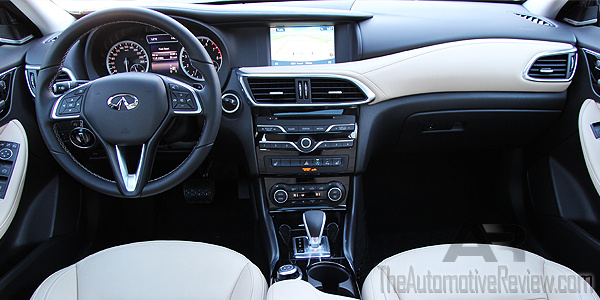 The Interior Of 2017 Qx30 Is A Really Special Place It S Infiniti Design And Apart From Few Mercedes Ons Switches We Re Glad To Report