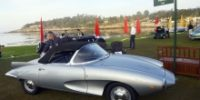 This one-off Fiat Stanguellini is a design by Franco Scaglione and was built by Bertone in collaboration with Vittorio Stanguellini. Automobili Stanguellini produced a variety of small sports cars and […]