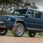 2018 Mercedes-Maybach G650 Landaulet
