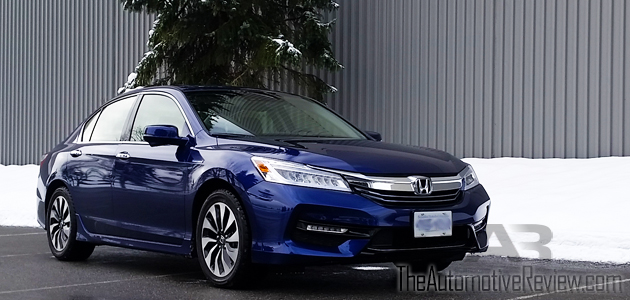 2017 honda accord hybrid the automotive review. Black Bedroom Furniture Sets. Home Design Ideas