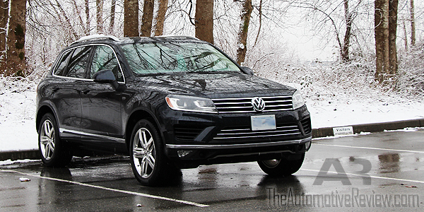 2017 Volkswagen Touareg Review The Automotive Review