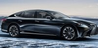 The 2018 Lexus LS 500h, the full hybrid version of Lexus' new flagship sedan, was unveiled today in Geneva.The model, which follows the world premiere of the twin-turbo gas V6-powered […]