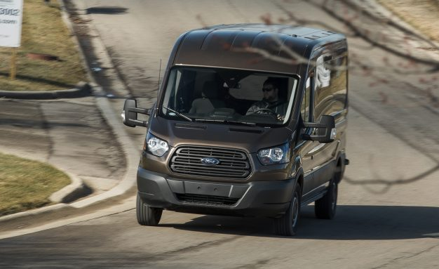 2017 Ford Transit 350 Cargo Van EcoBoost: Hauling Cargo, Quickly | The Automotive Review
