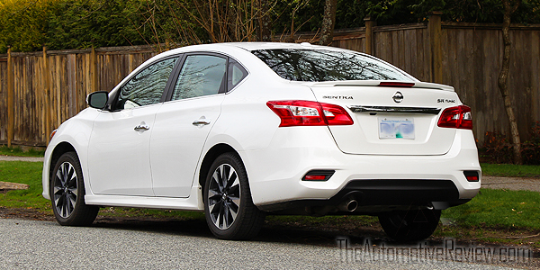 2017 Nissan Sentra Sr Turbo Reviews