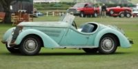 The Wanderer W25K sports car not only looks extremely attractive, but was also an unusually good performer. Designed by Ferdinand Porsche, the 2-litre six-cylinder engine developed 85 hp thanks to […]