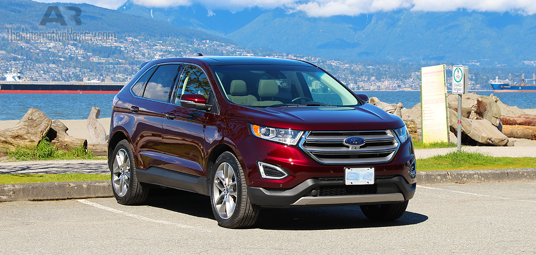 2017 Ford Edge Titanium Review