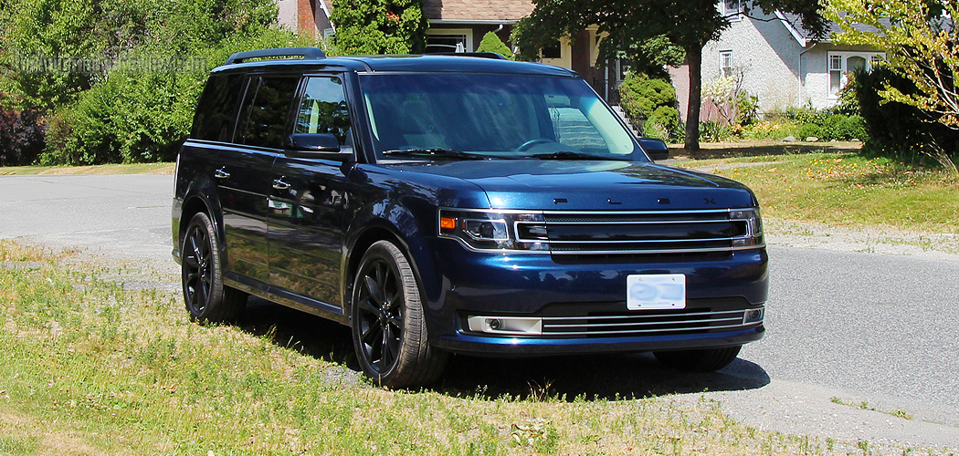 2017 Ford Flex Review