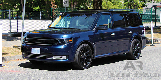 ford flex ca ecoboost doubleclutch review dc