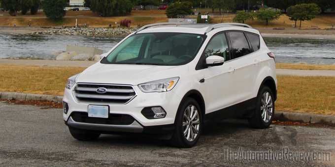 2017 ford escape review the automotive review. Black Bedroom Furniture Sets. Home Design Ideas