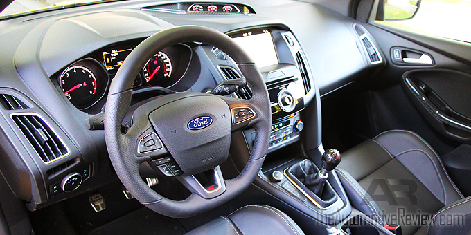 2017 Ford Focus Review The Automotive Review
