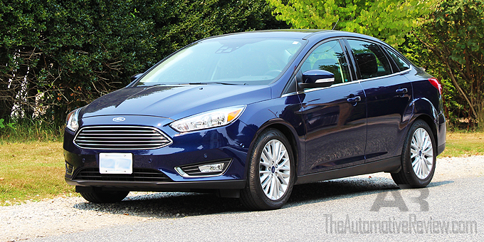 2017 ford focus review the automotive review. Black Bedroom Furniture Sets. Home Design Ideas