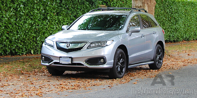 2017 acura rdx review the automotive review. Black Bedroom Furniture Sets. Home Design Ideas