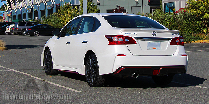 2017 Nissan Sentra Nismo Review The Automotive Review