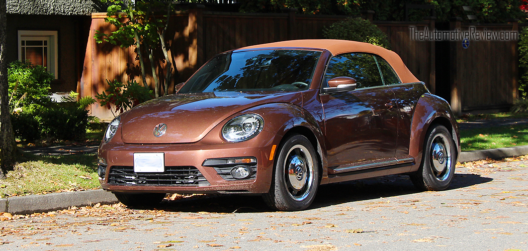 2017 VW Beetle Convertible Review