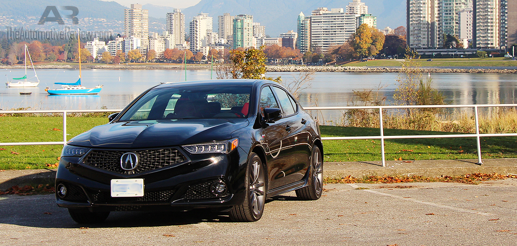 2018 Acura TLX A-Spec Review