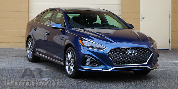 One Of Hyundaiu0027s Top Models Has Always Been The Sonata. This Midsize Sedan  Goes Up Against Some Fierce Competition, Including The Ford Fusion, ...