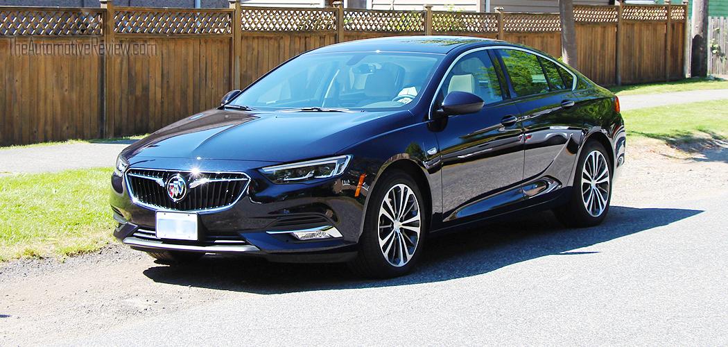 2018 Buick Regal Review