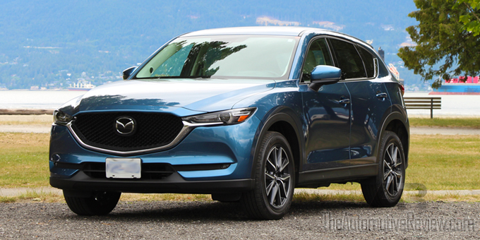 2018 mazda cx 5 review the automotive review. Black Bedroom Furniture Sets. Home Design Ideas
