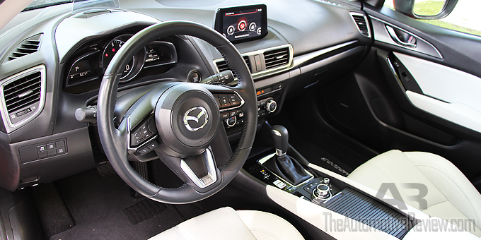 2018 Mazda 3 Gt Review The Automotive Review