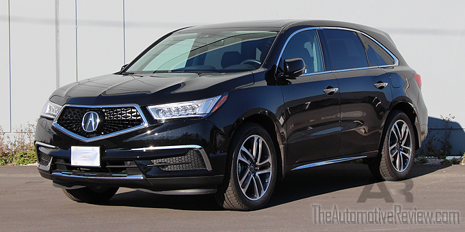 The 2017 Acura Mdx Was Amongst Best Suvs Of That Year While It May Have Fallen Behind In Certain Characteristics S Where 2018 Improves