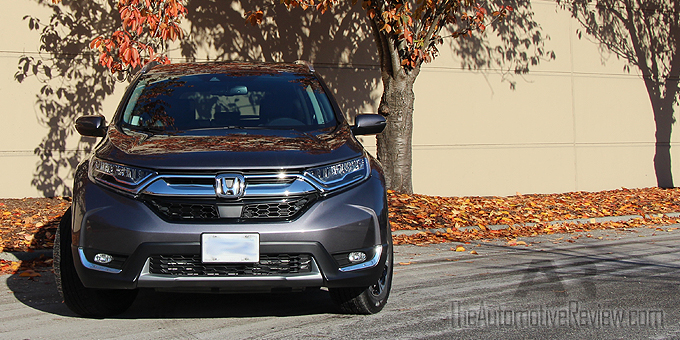 2018 Honda CR-V Review | The Automotive Review