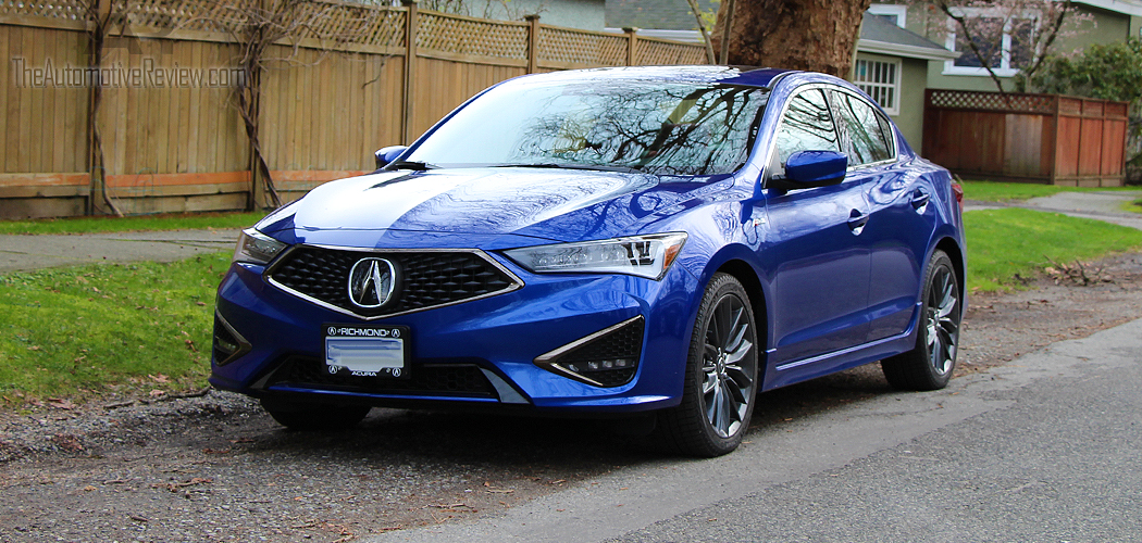 2020 Acura ILX Review - The Automotive Review
